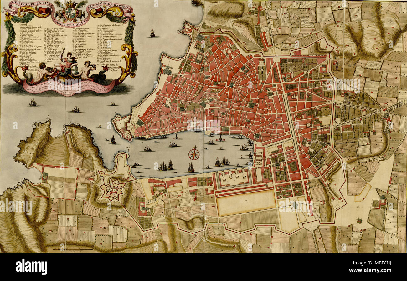 Map Of Spain 1700.Vigos Spain 1700 Battle Of Vigo Bay Stock Photo 179204190 Alamy