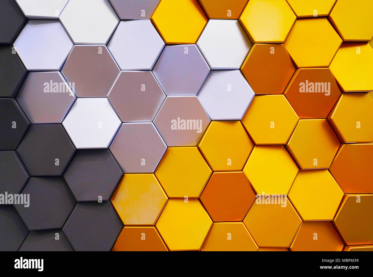 Honeycomb Tiles Stock Photos & Honeycomb Tiles Stock Images - Alamy