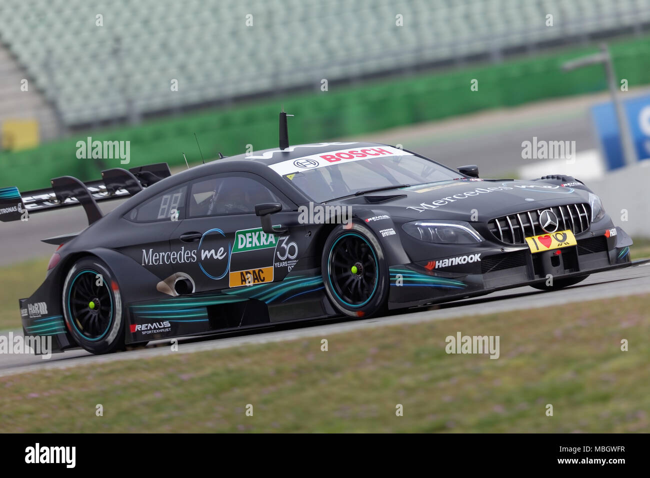 motorsport race track hockenheimring stock photos. Black Bedroom Furniture Sets. Home Design Ideas