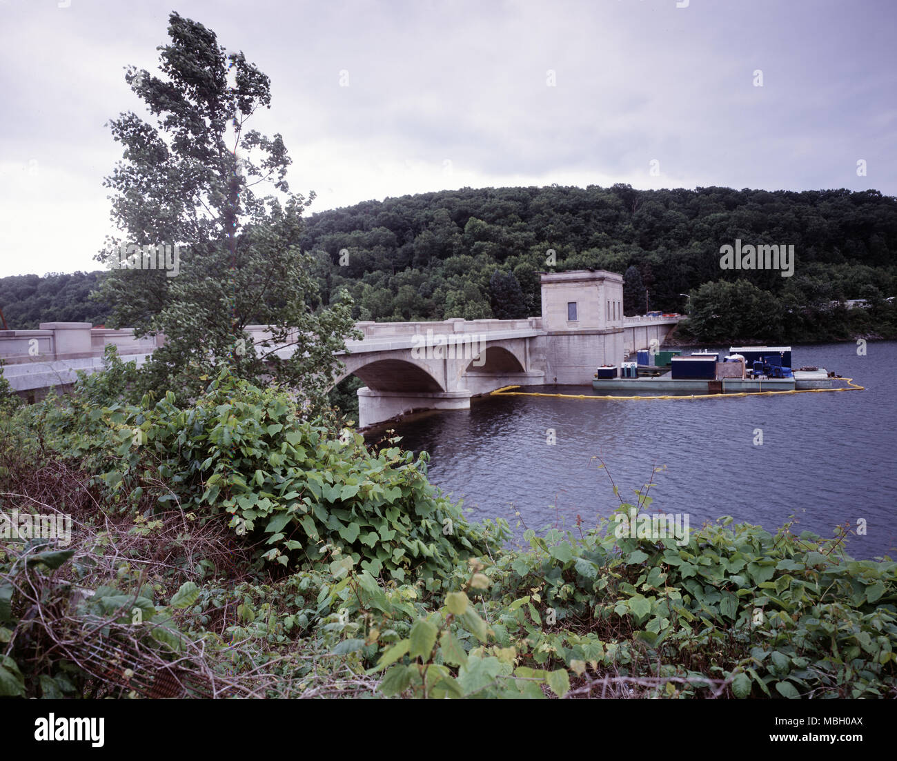 Pretty Boy Dan Bridge - Stock Image