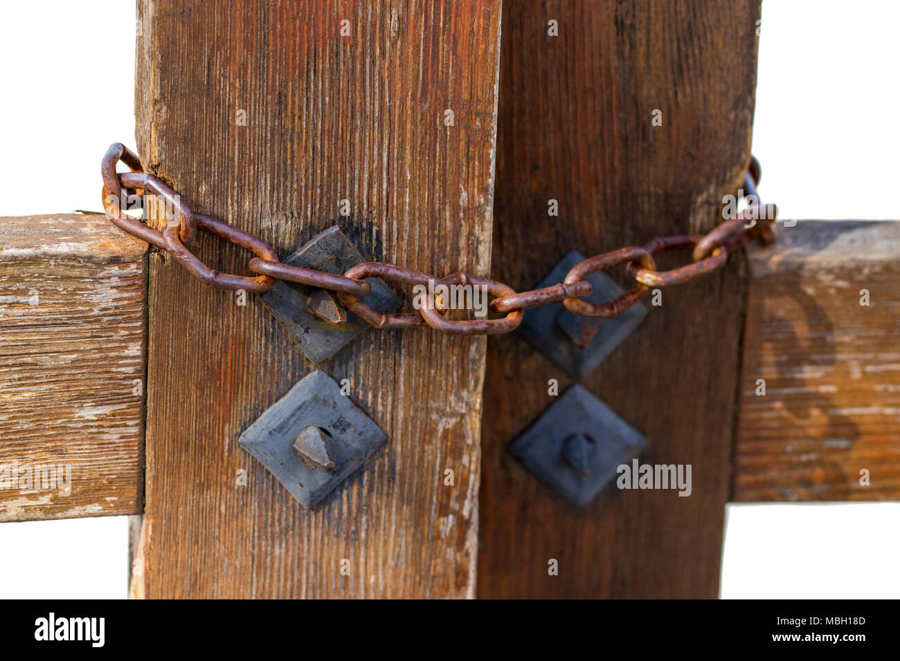 Hand Chain Link Fence Stock Photos Amp Hand Chain Link Fence