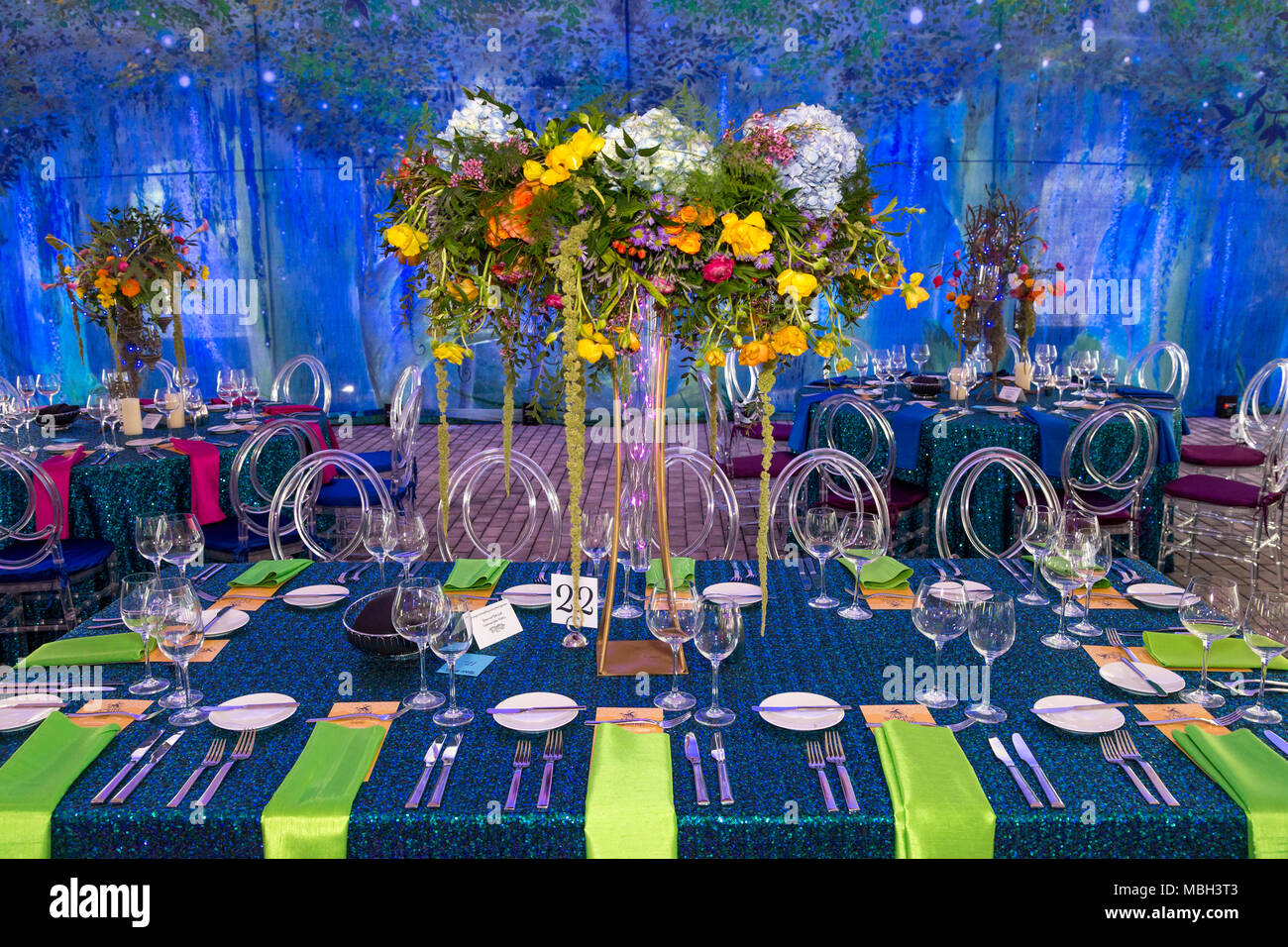 Flower Arrangement And Decor At Naples Botanical Gardens 2018 Spring