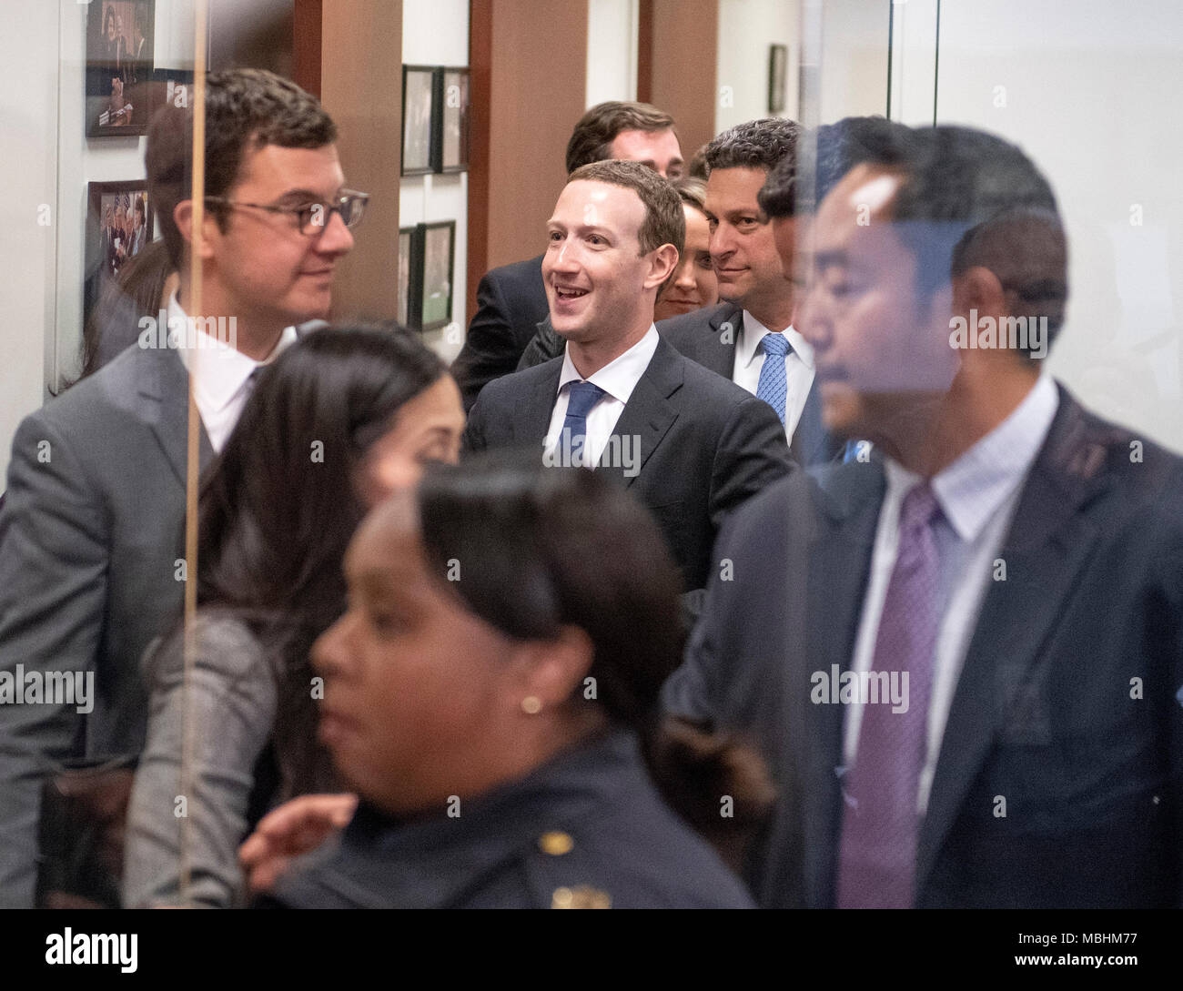 facebook office in usa. Washington, USA. 09th Apr, 2018. Surrounded By Staff And Security, Mark Facebook Office In Usa O
