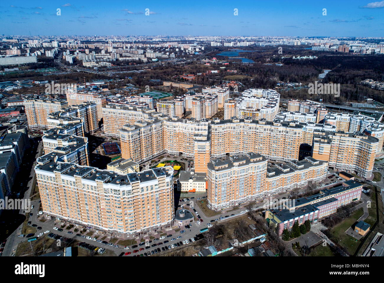 The situation in the Moscow real estate market is stabilizing