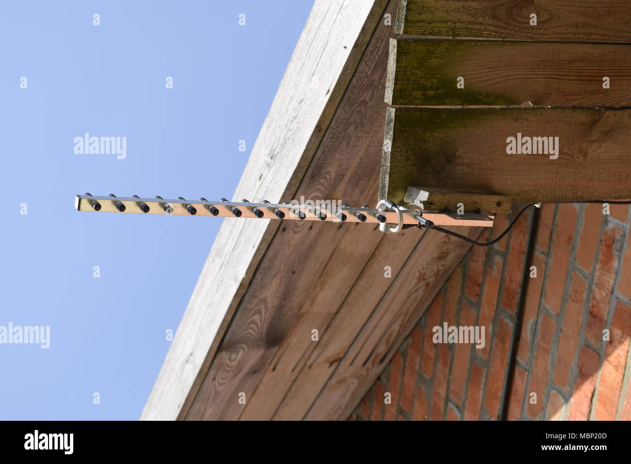 The antenna Yagi 3g - Stock Image