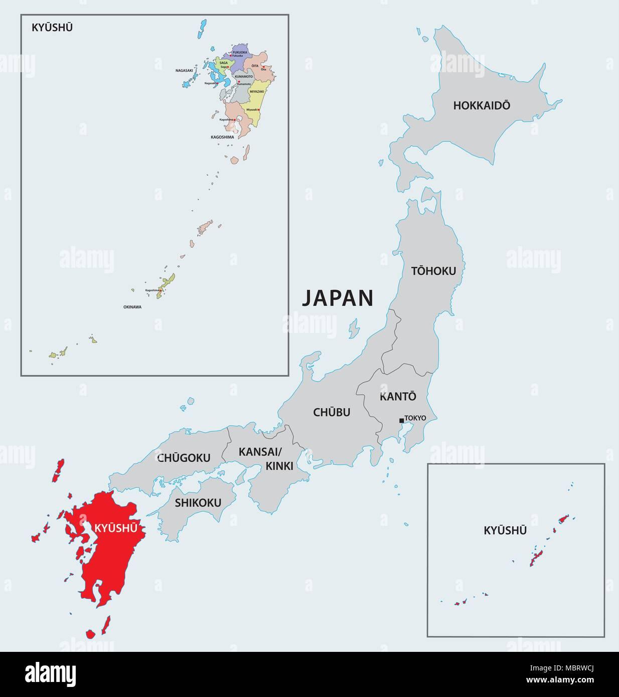 Kyushu Japan Map on aomori prefecture japan map, edo japan map, thailand japan map, fukuoka japan map, kanagawa prefecture japan map, iwakuni japan map, nagano prefecture japan map, uruma japan map, minamata japan map, kuji japan map, mount koya japan map, dejima japan map, tokyo japan map, honshu japan map, gifu prefecture japan map, mt. fuji japan map, hokkaido japan map, shikoku japan map, nara japan map, nagasaki japan map,