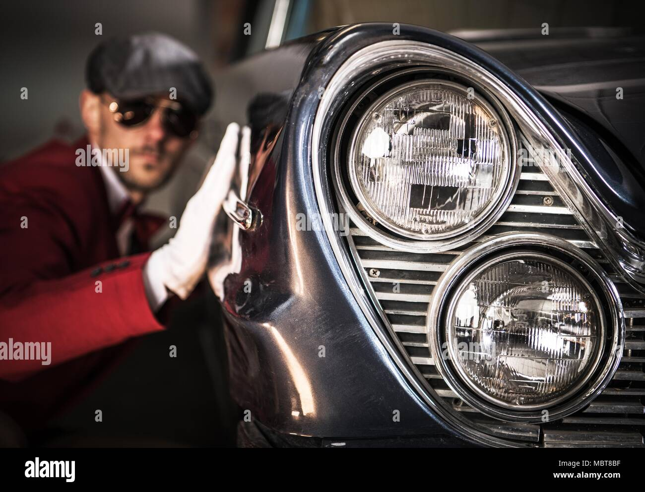 Vintage Cars Collection Stock Photos & Vintage Cars Collection Stock ...