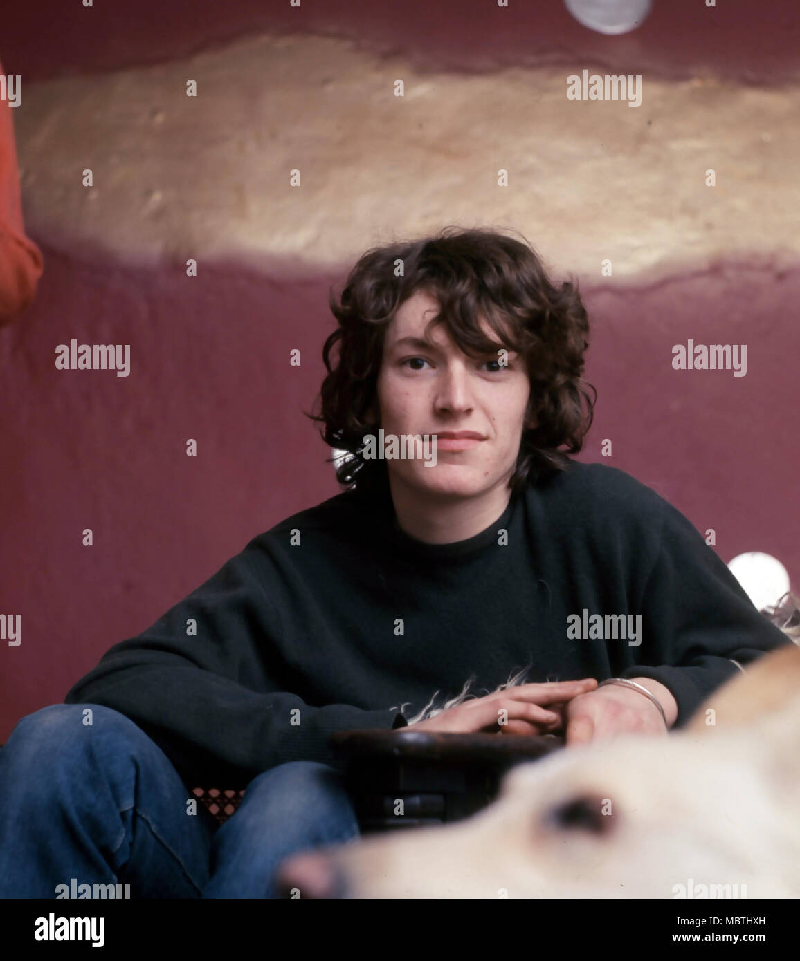 STEVIE WINWOOD English rock musician about 1965 - Stock Image