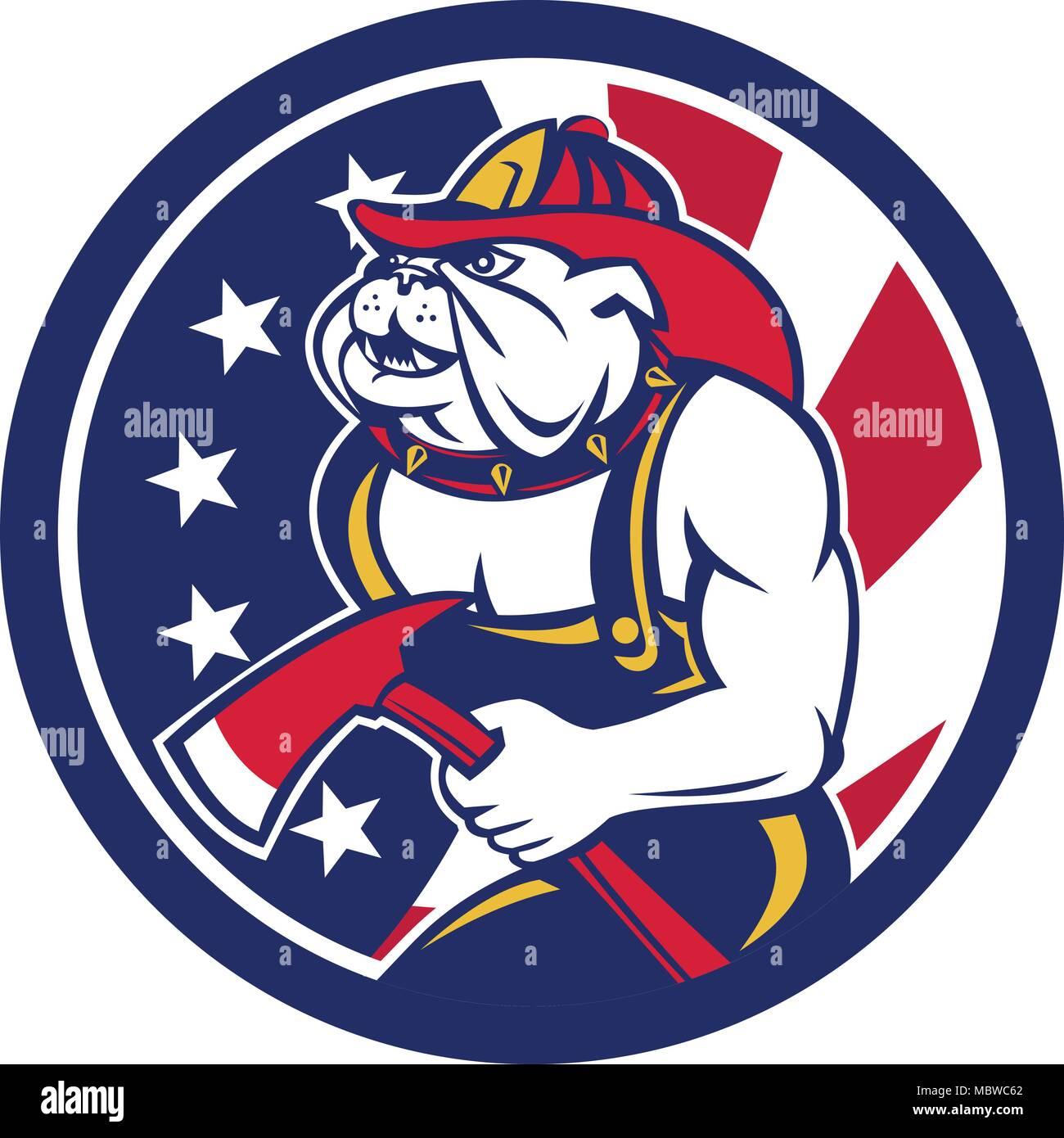 Fire Department Mascot Stock Photos & Fire Department Mascot Stock