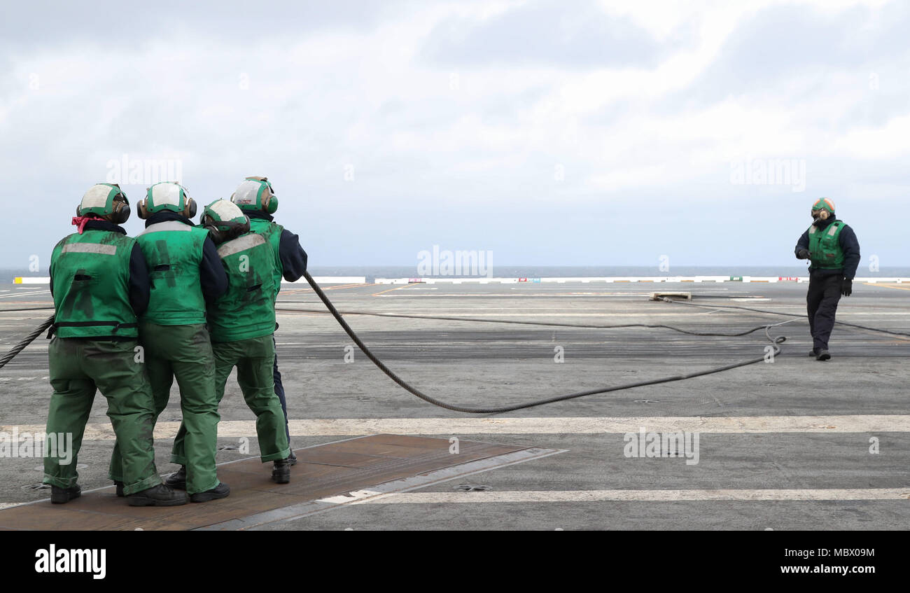 Arresting Gear Cable Stock Photos & Arresting Gear Cable Stock ...