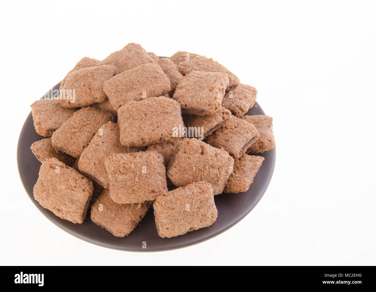 Junk food on a background - Stock Image