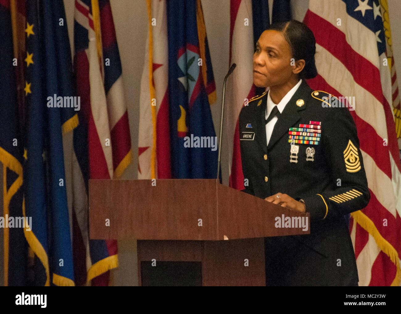 Fort Bliss Command Sergeant Major Stock Photos & Fort ...