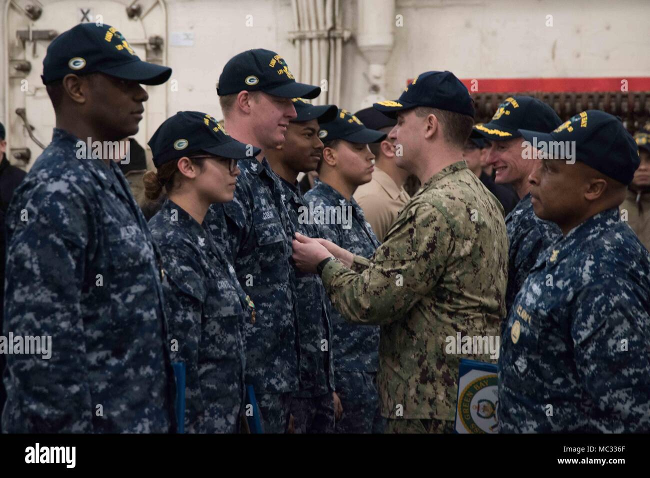 Commander Of Amphibious Force 7th Fleet Stock Photos & Commander Of