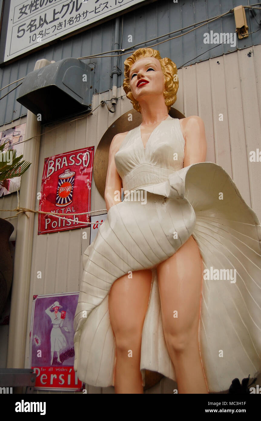 the influence of marilyn monroe to The role of marilyn monroe in the history of the united states of america.