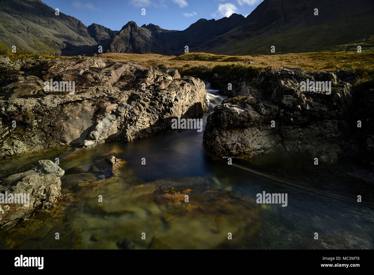The Fairy Pools (2) - Stock Image