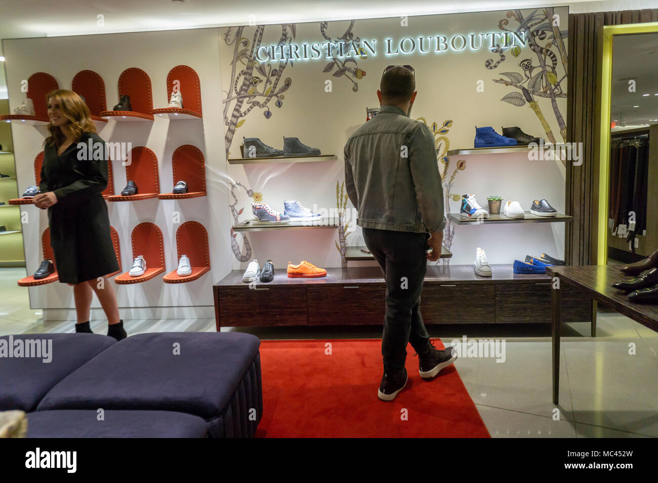 christian louboutin cannes store