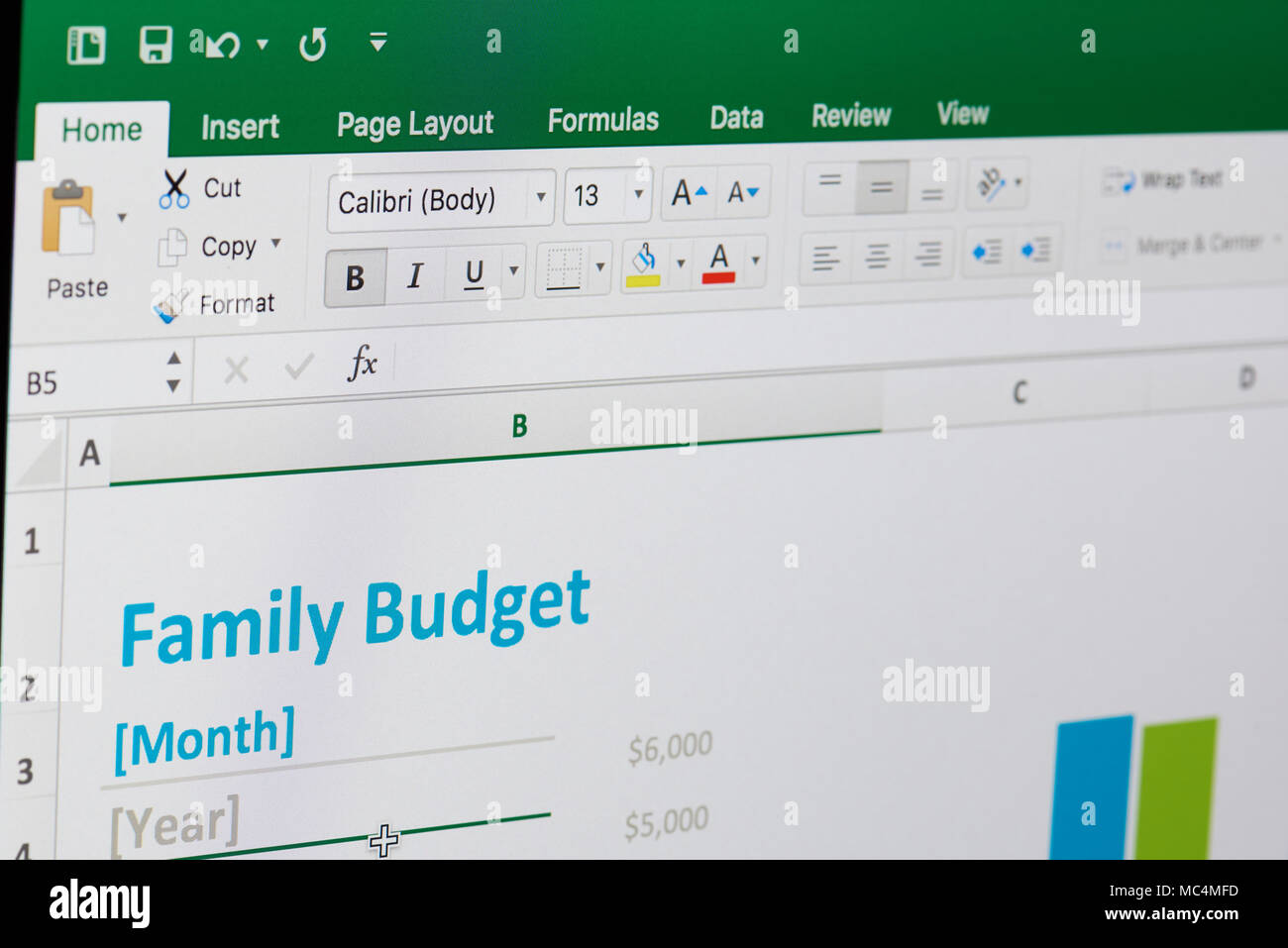 excel computer stock photos excel computer stock images alamy