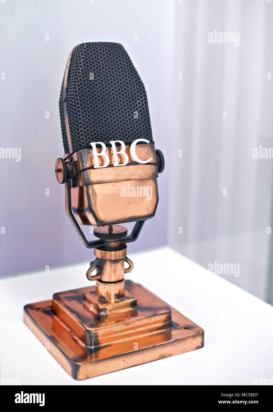 BBC London - Stock Image