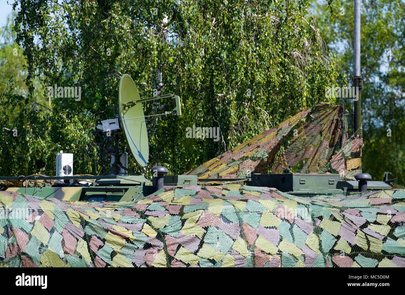 Radio Antenna Military Stock Photos Radio Antenna Military