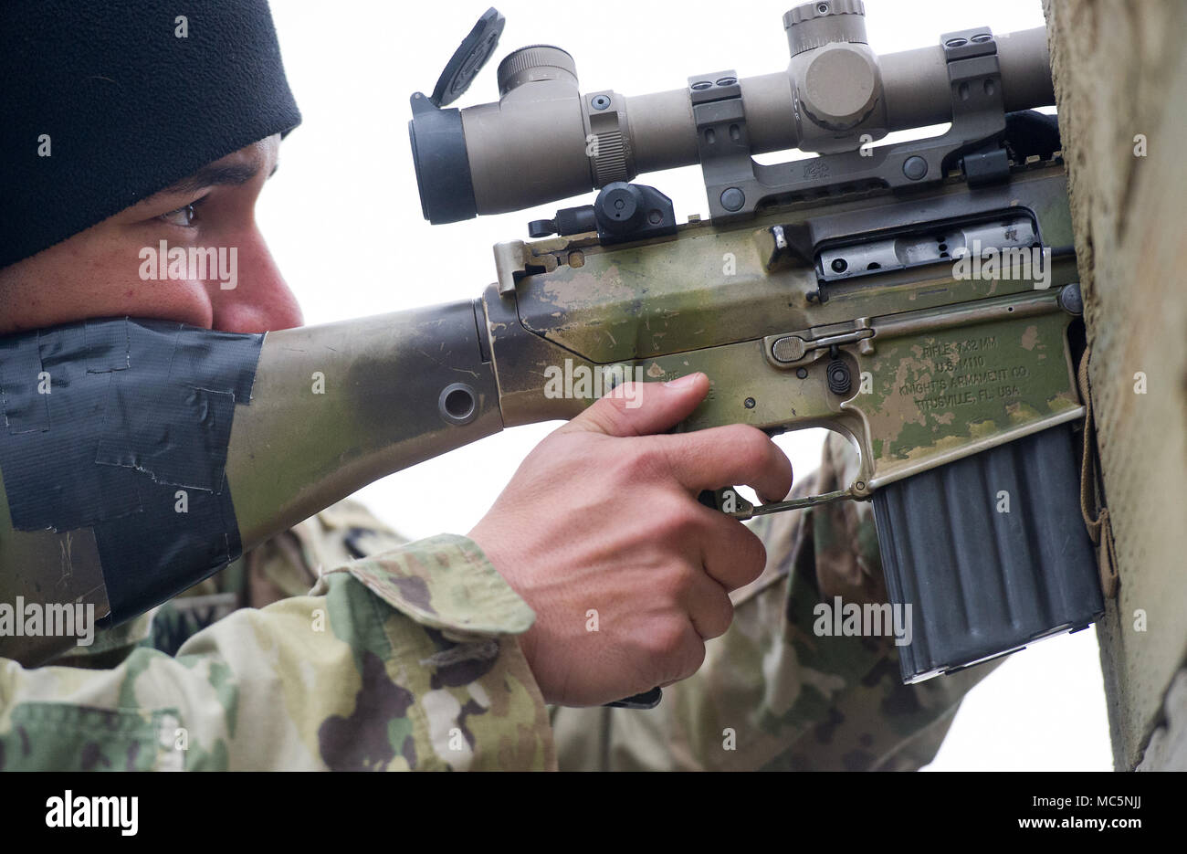 M110 Rifle Stock Photos & M110 Rifle Stock Images - Page 2