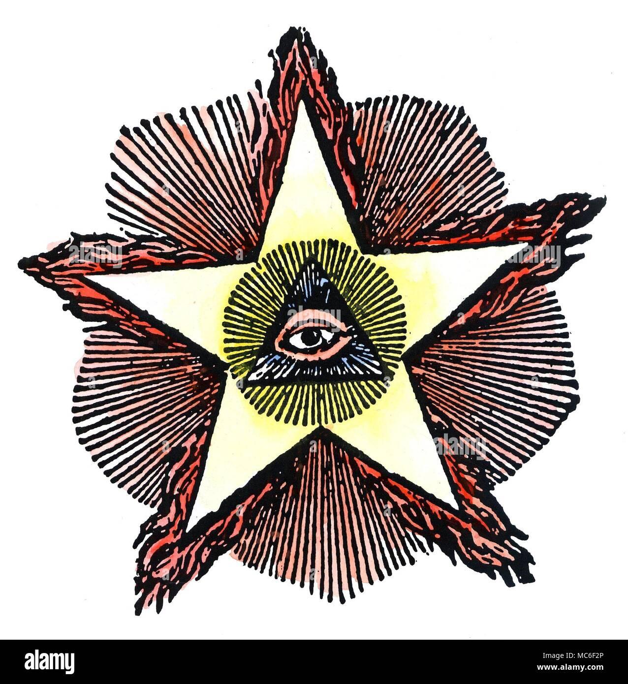 Masonry Symbols Blazing Star The Blazing Star Of Masonry This