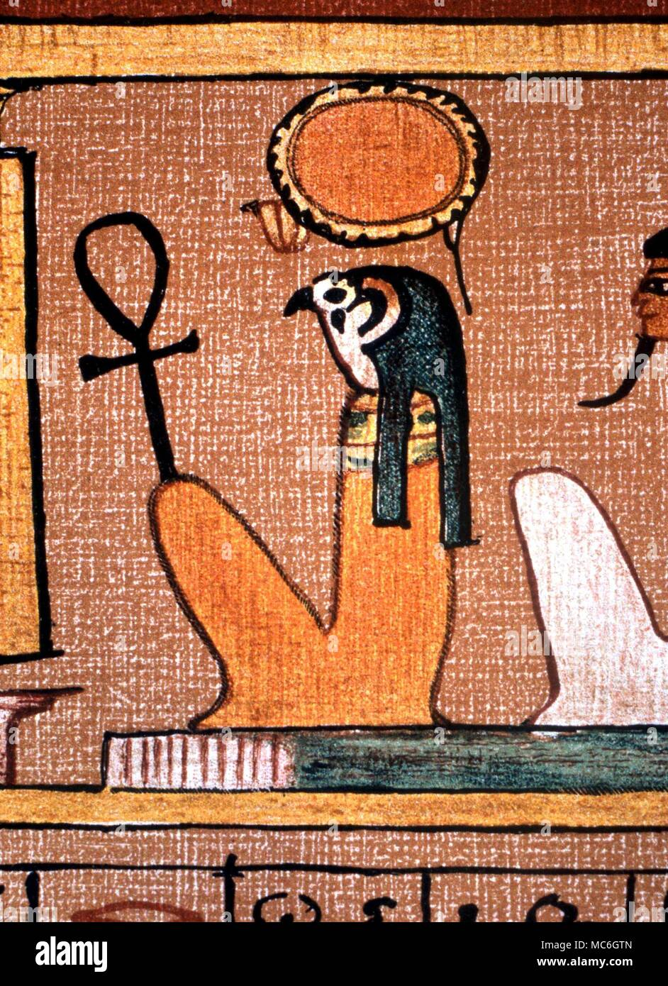 horus egyptian book of the dead
