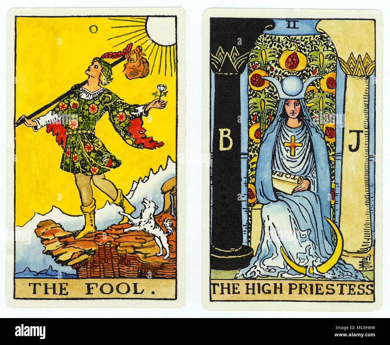High Priestess Stock Photos & High Priestess Stock Images