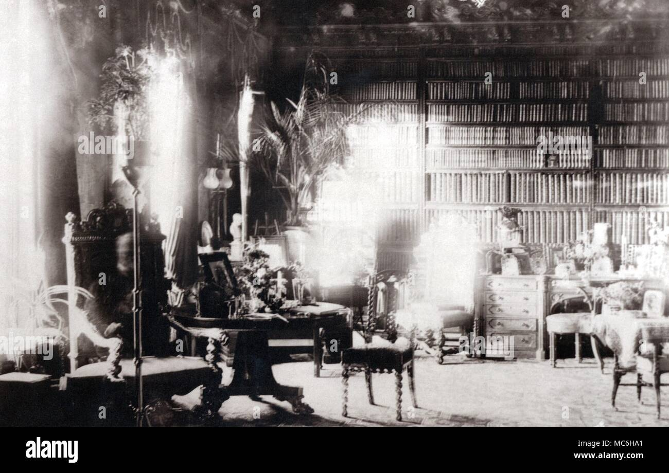 GHOSTS - SPIRIT PHOTOS The Ghost of Lord Combermere  One of the most