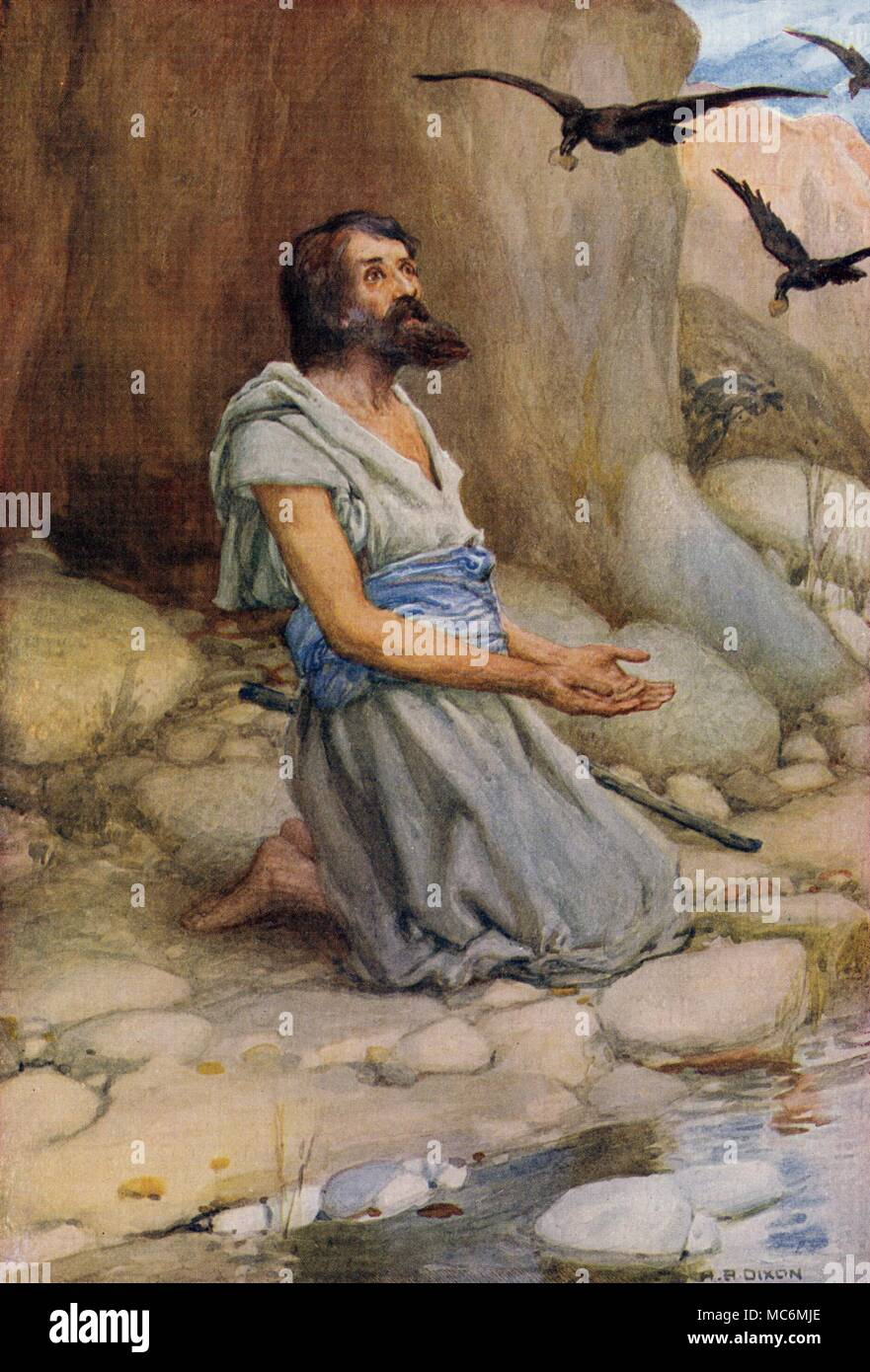 CHRISTIAN - OLD TESTAMENT - JEWISH MYTH - ELIJAH 'Elijah ...