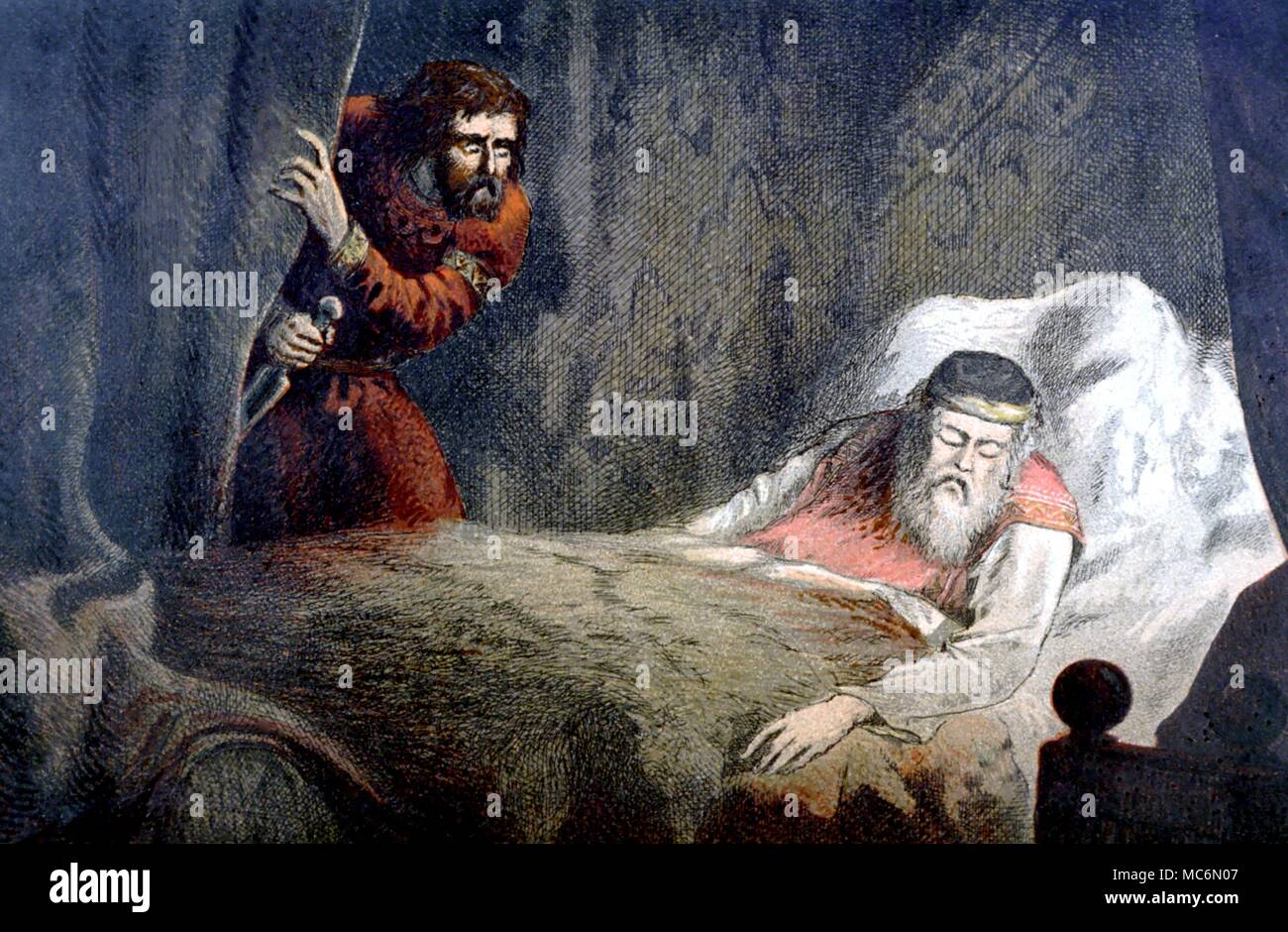 Citaten Shakespeare Macbeth : Macbeth shakespeare illustration stock photos
