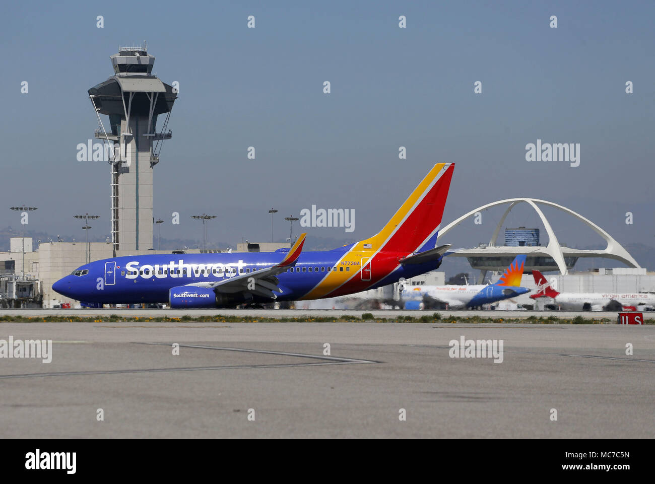 Southwest Wire | March 28 2018 Los Angeles U S A Southwest Airlines Aircraft