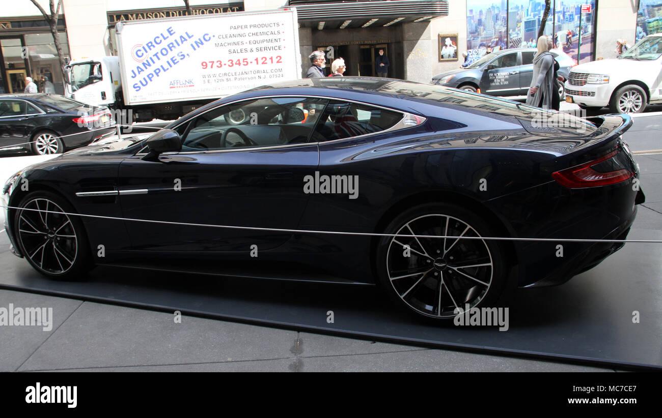 Aston Martin Vanquish Stock Photos Aston Martin Vanquish Stock