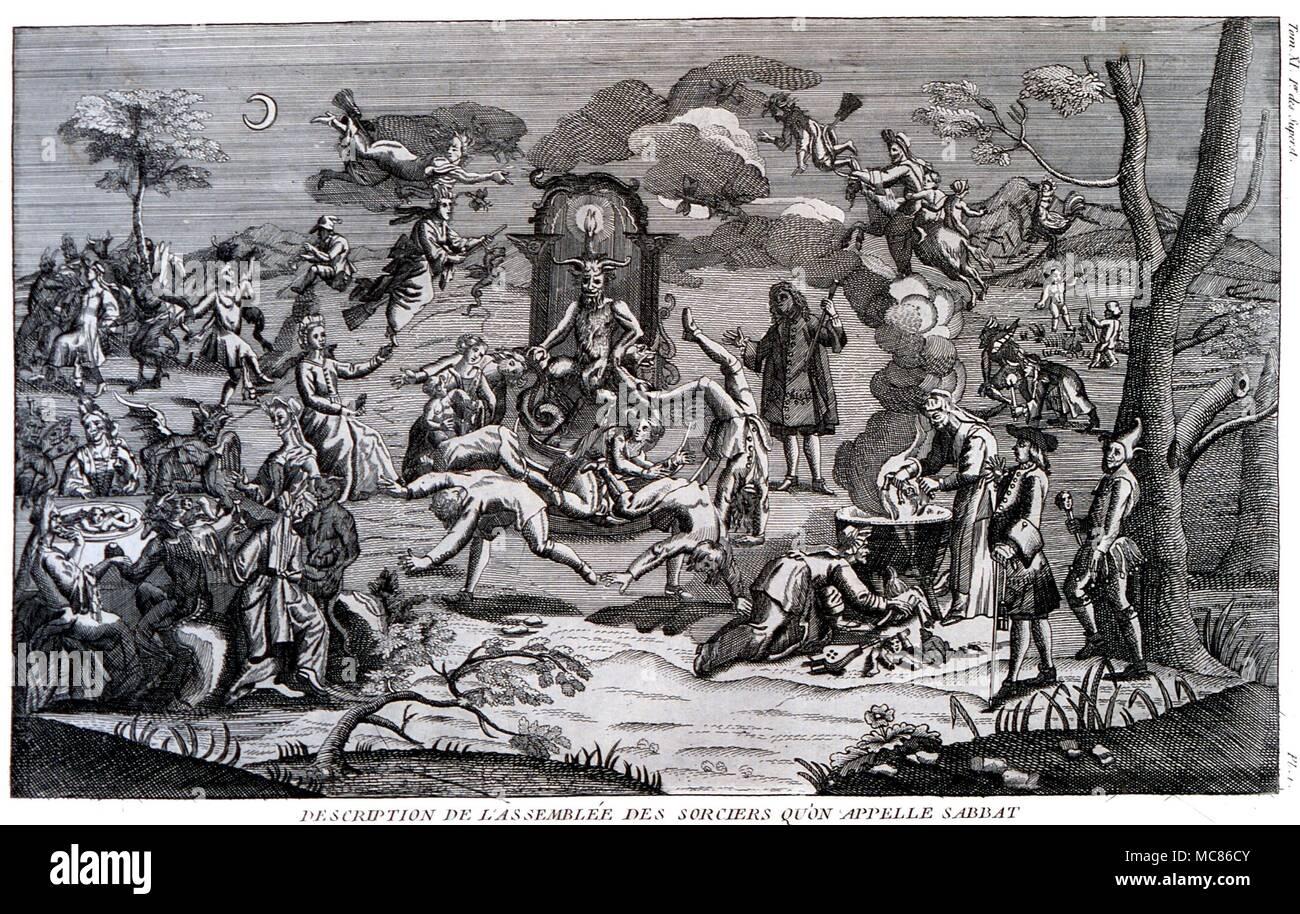 Useful topic Witches sabbat in paris