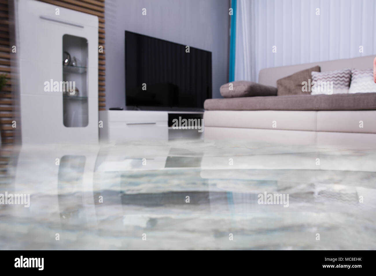 Flooded Room Stock Photos & Flooded Room Stock Images - Alamy