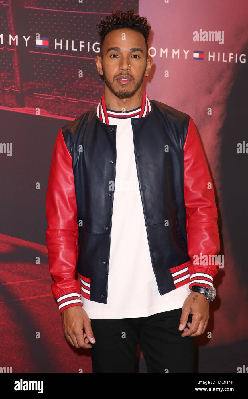 lewis hamilton is announced as global brand ambassador for. Black Bedroom Furniture Sets. Home Design Ideas