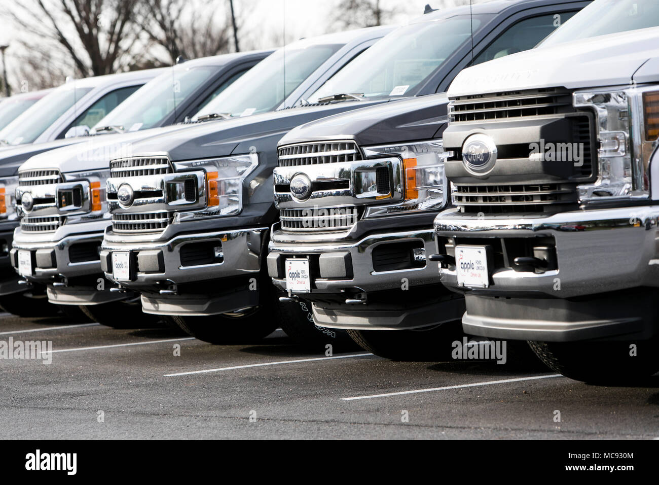 ford trucks stock photos ford trucks stock images alamy. Black Bedroom Furniture Sets. Home Design Ideas