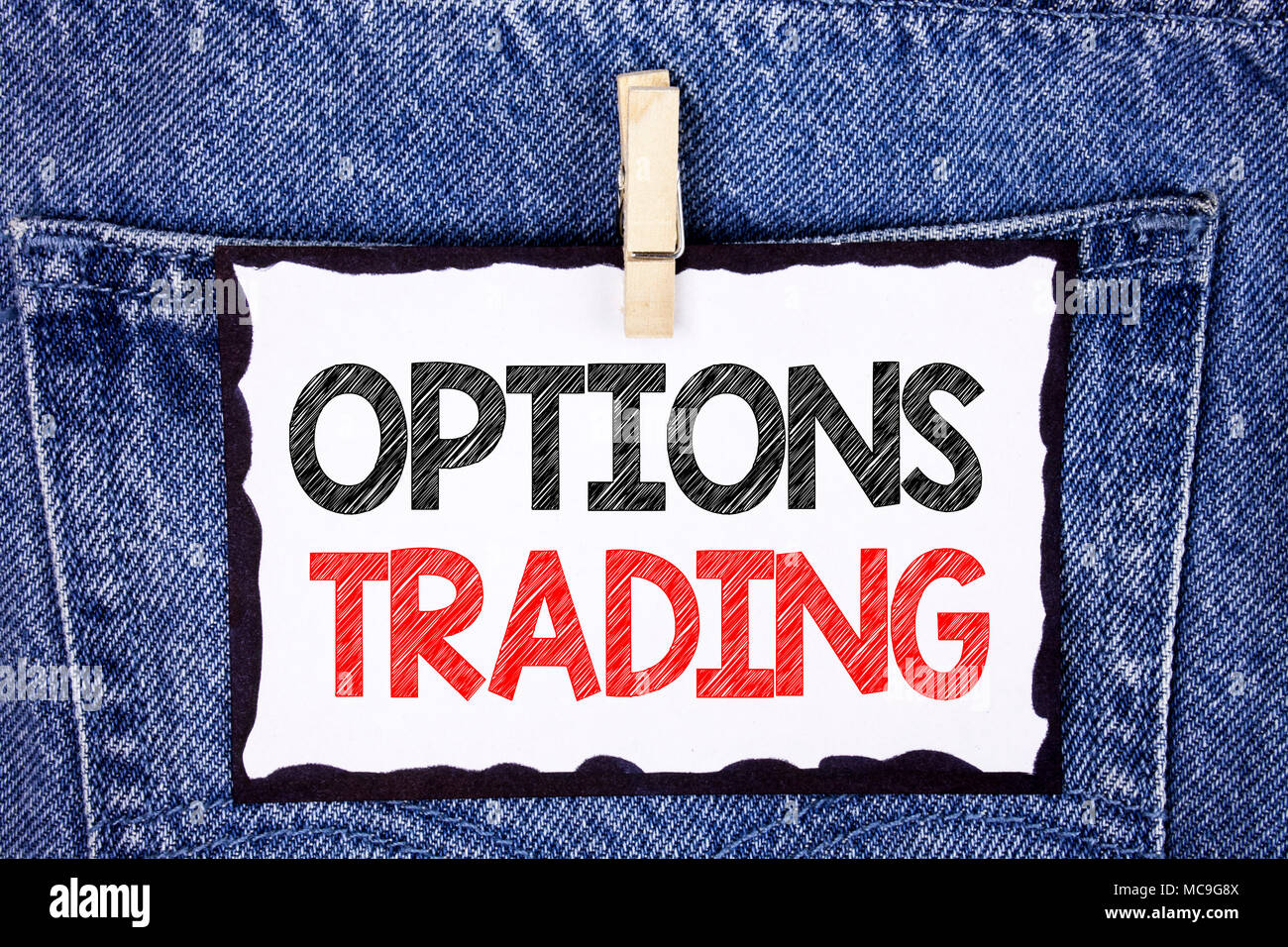 White paper on option trading