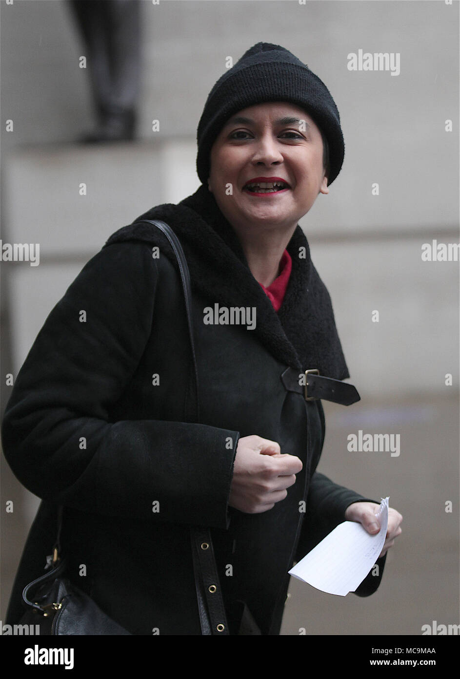London, UK  21st January, 2018  Shadow attorney general