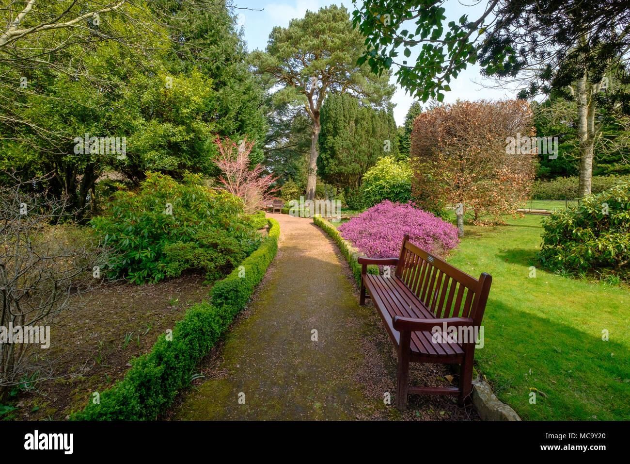 Garden Centre: Burns Memorial Stock Photos & Burns Memorial Stock Images