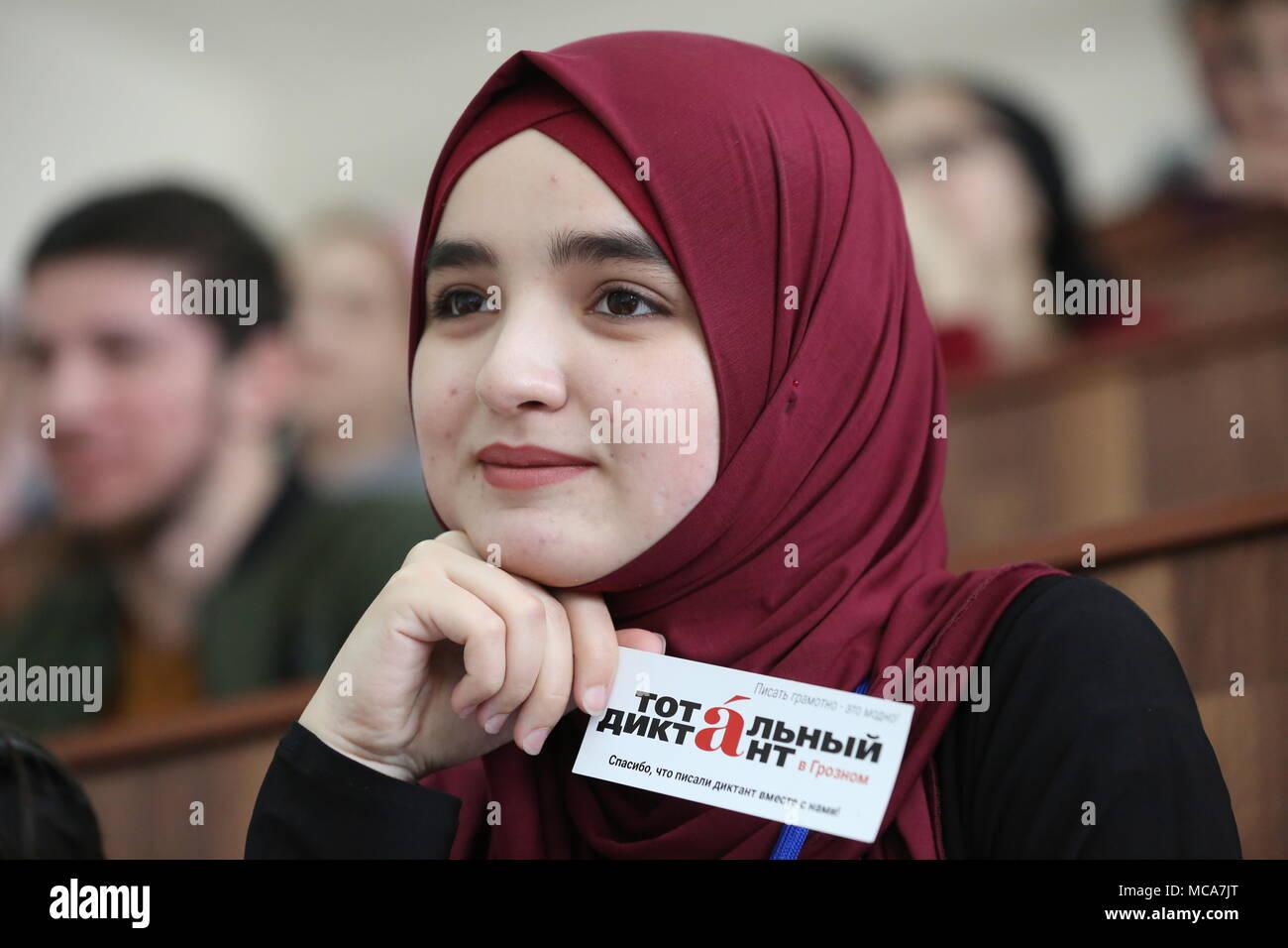 Girl chechnya muslim Chechen Muslim