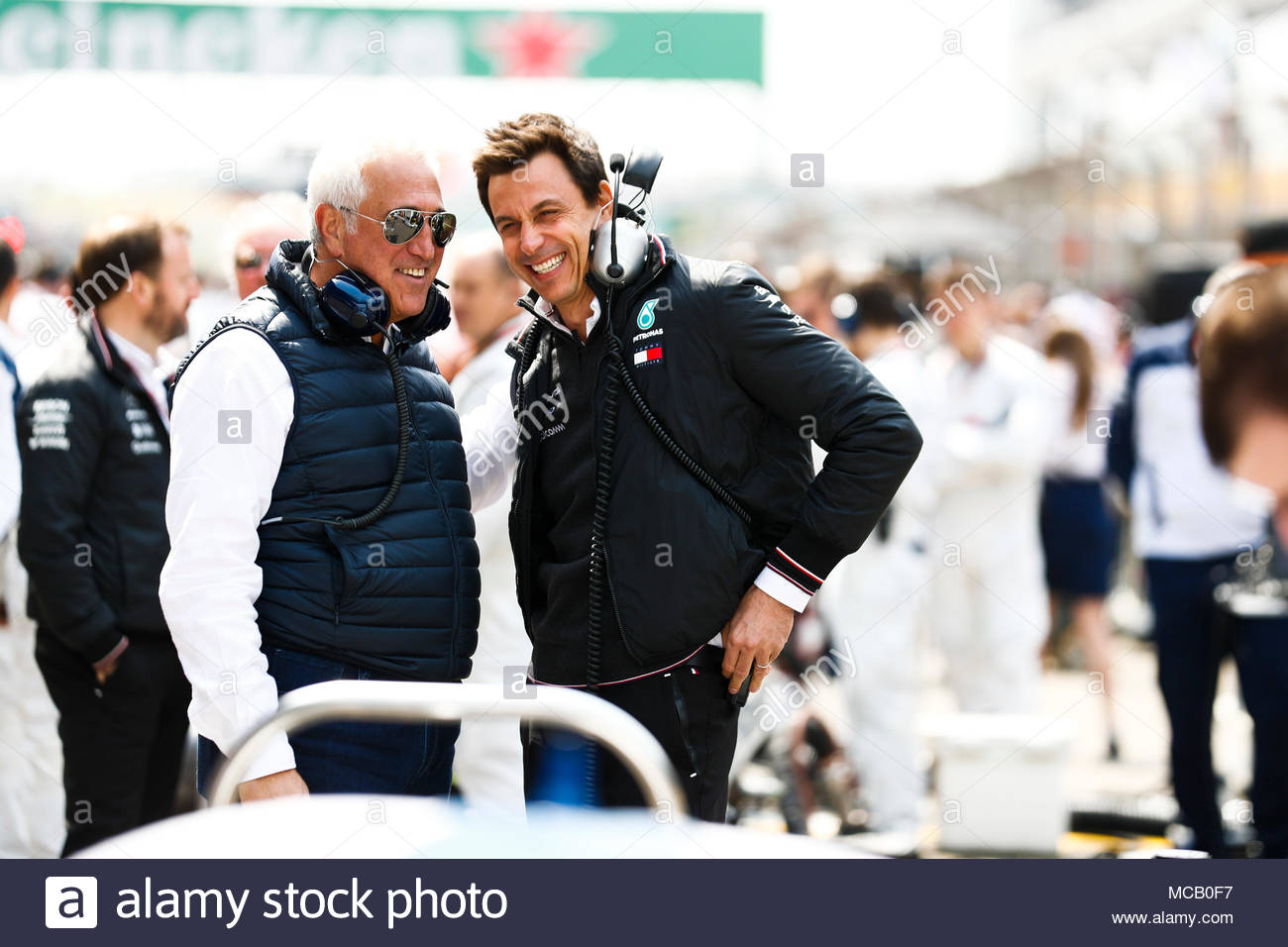Toto Wolff Stock Photos & Toto Wolff Stock Images - Alamy