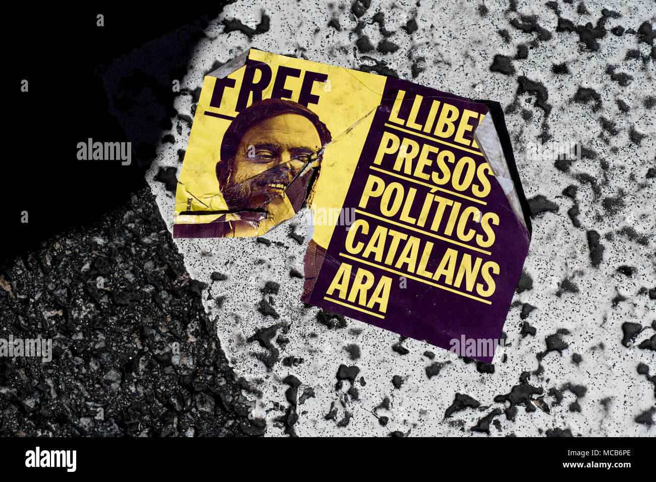Catalan Political Stock Photos Catalan Political Stock Images Alamy