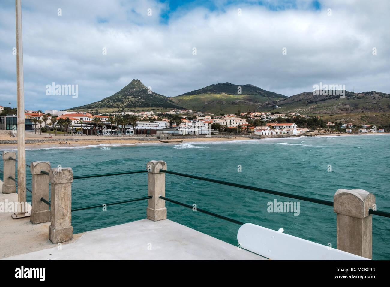 Porto Santo Island - Stock Image