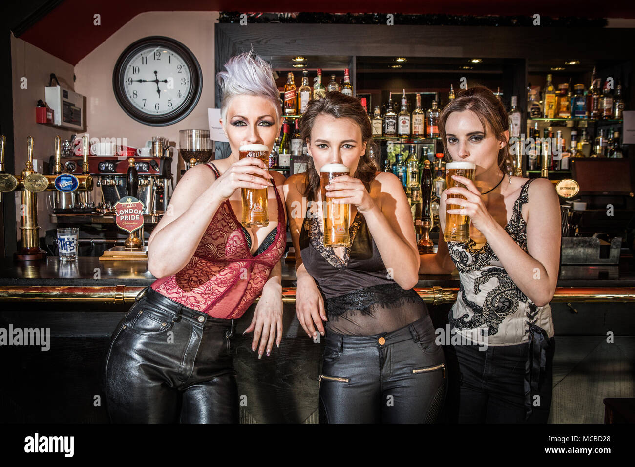 Drunk Girls British Stock Photos Amp Drunk Girls British