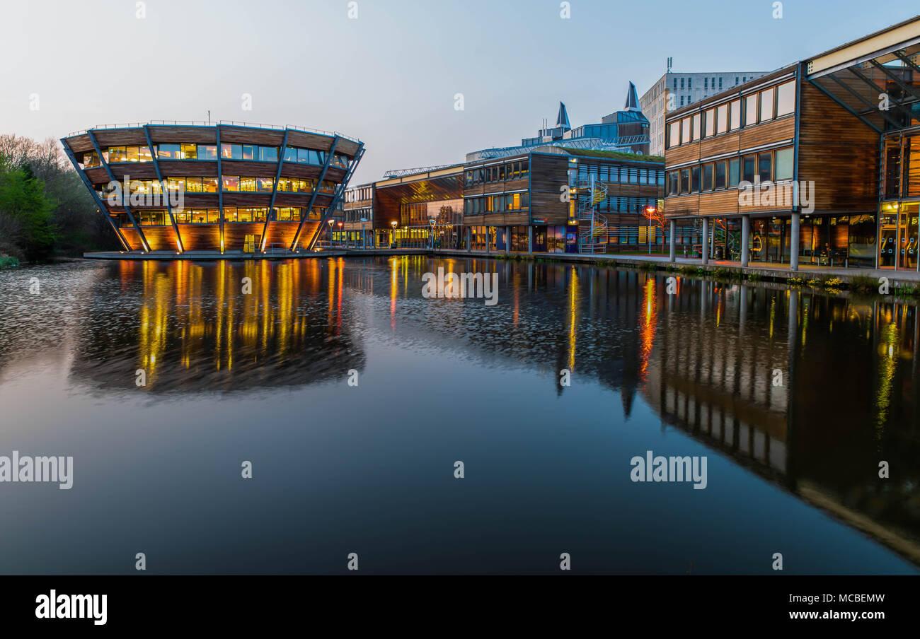 University of Nottingham - England - Stock Image