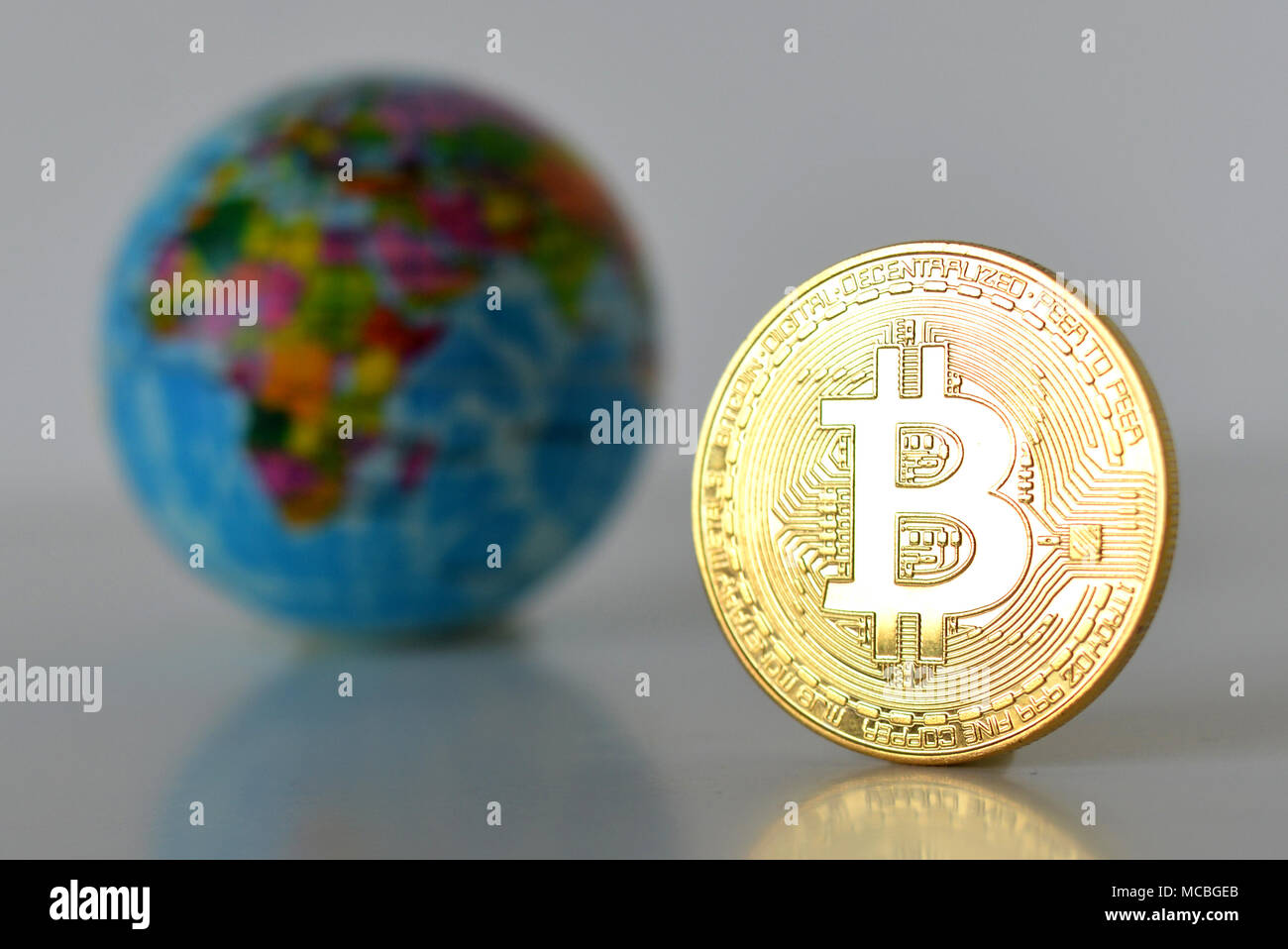 are bitcoins the new world currency