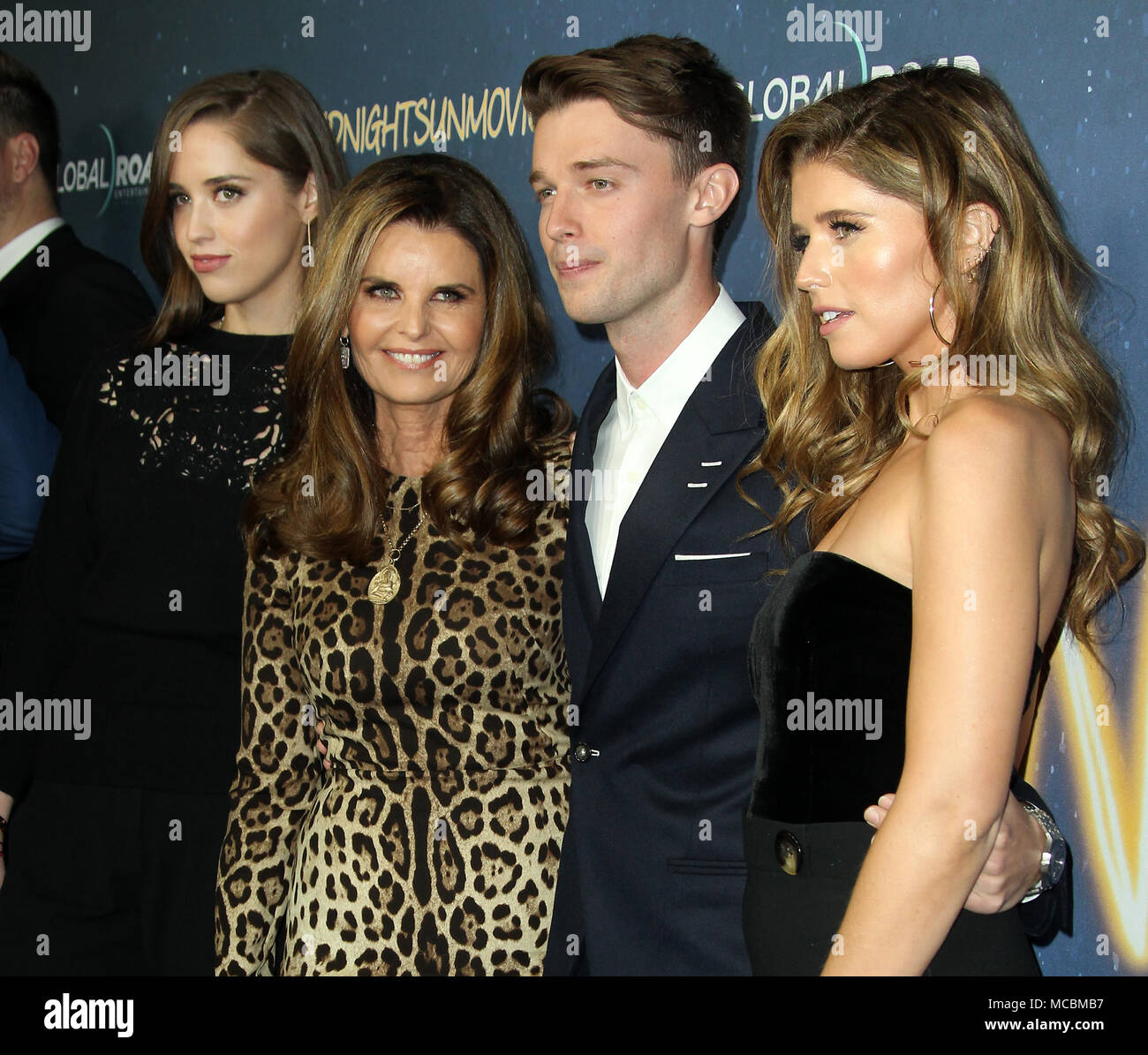 Midnight Sun Premiere held at the ArcLight Hollywood Theatre