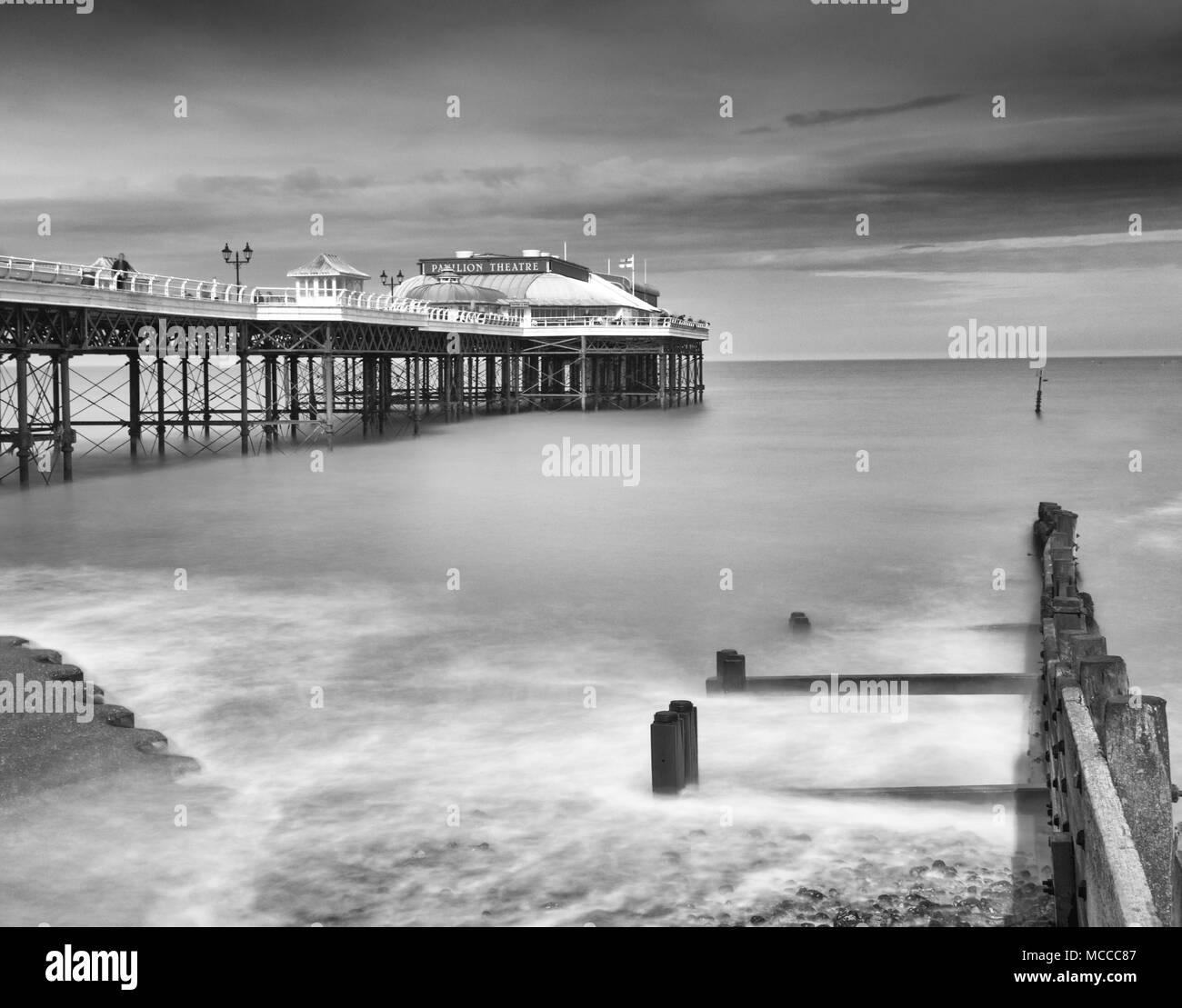 Cromer Pier - Stock Image