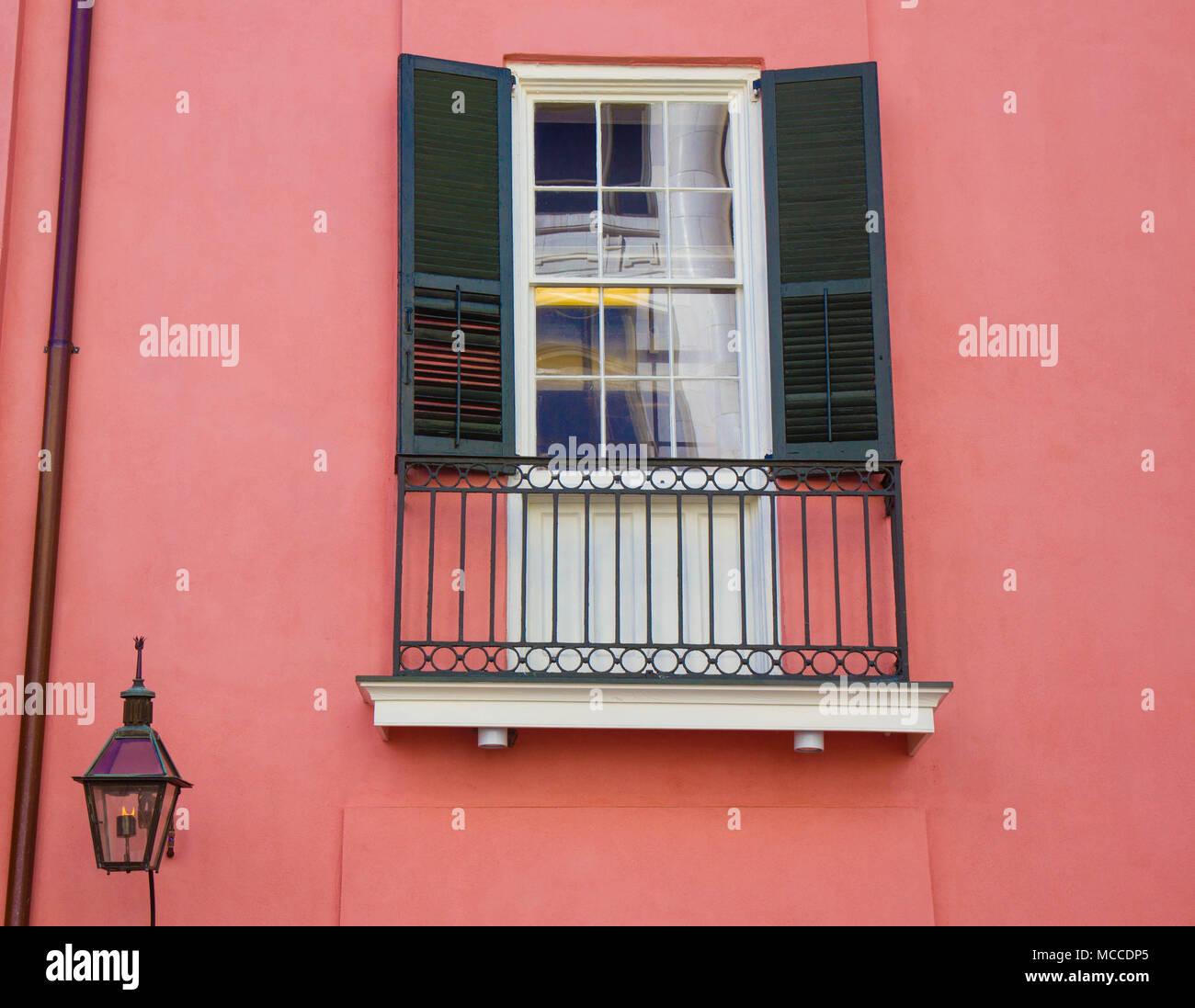 French Quarter Shutters Window Stock Photos & French Quarter ...