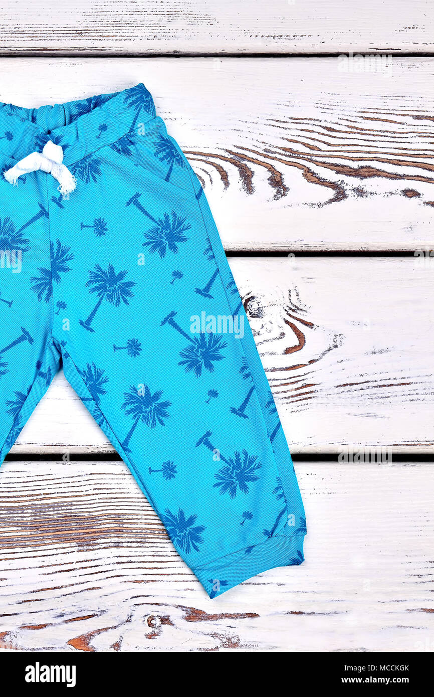 912c9f263cb5 Toddler kids fashion design trousers. Infant boy or girl summer ...